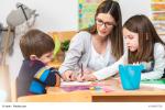 Kinderbetreuung für Mütter und Väter im Homeoffice