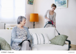 Seniorenbetreuung stundenweise – geht das?